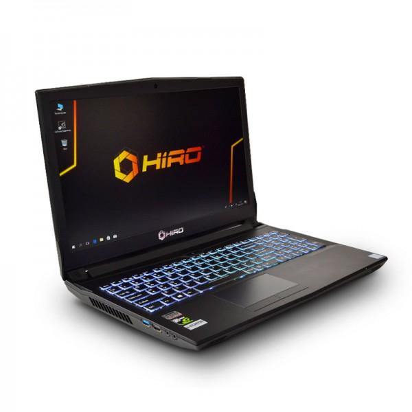 NTT HIRO 957 - laptop dla wymagających graczy.