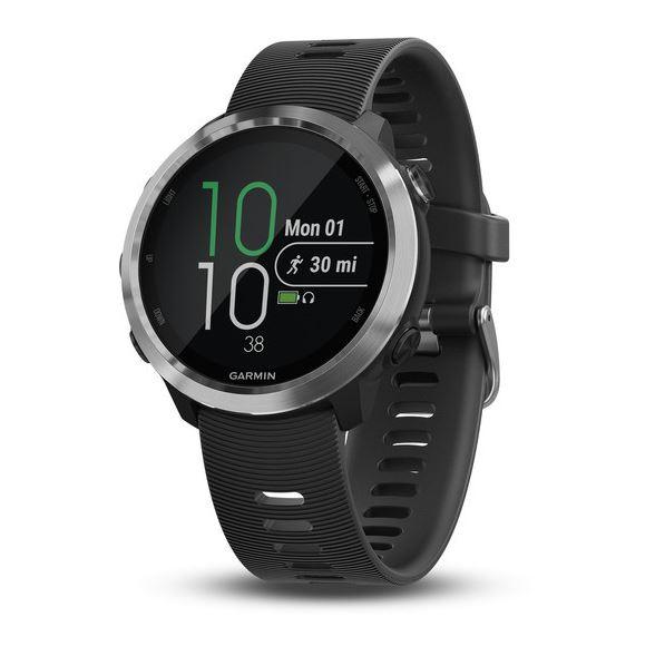 Garmin Forerunner 645 Music to smartwatch pozwalający na słuchanie muzyki w trakcie biegu.