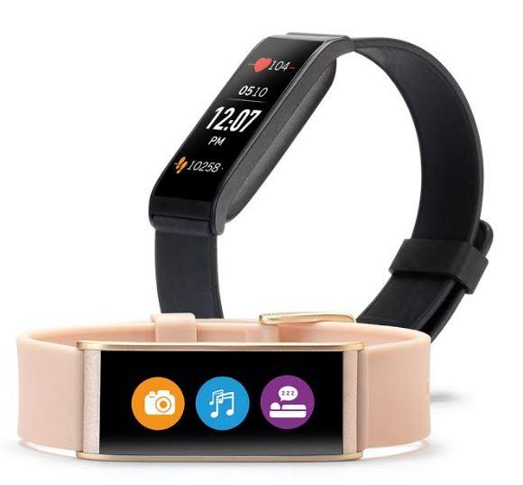 Zegarek ZeFit to idealny partner aktywności fizycznej.