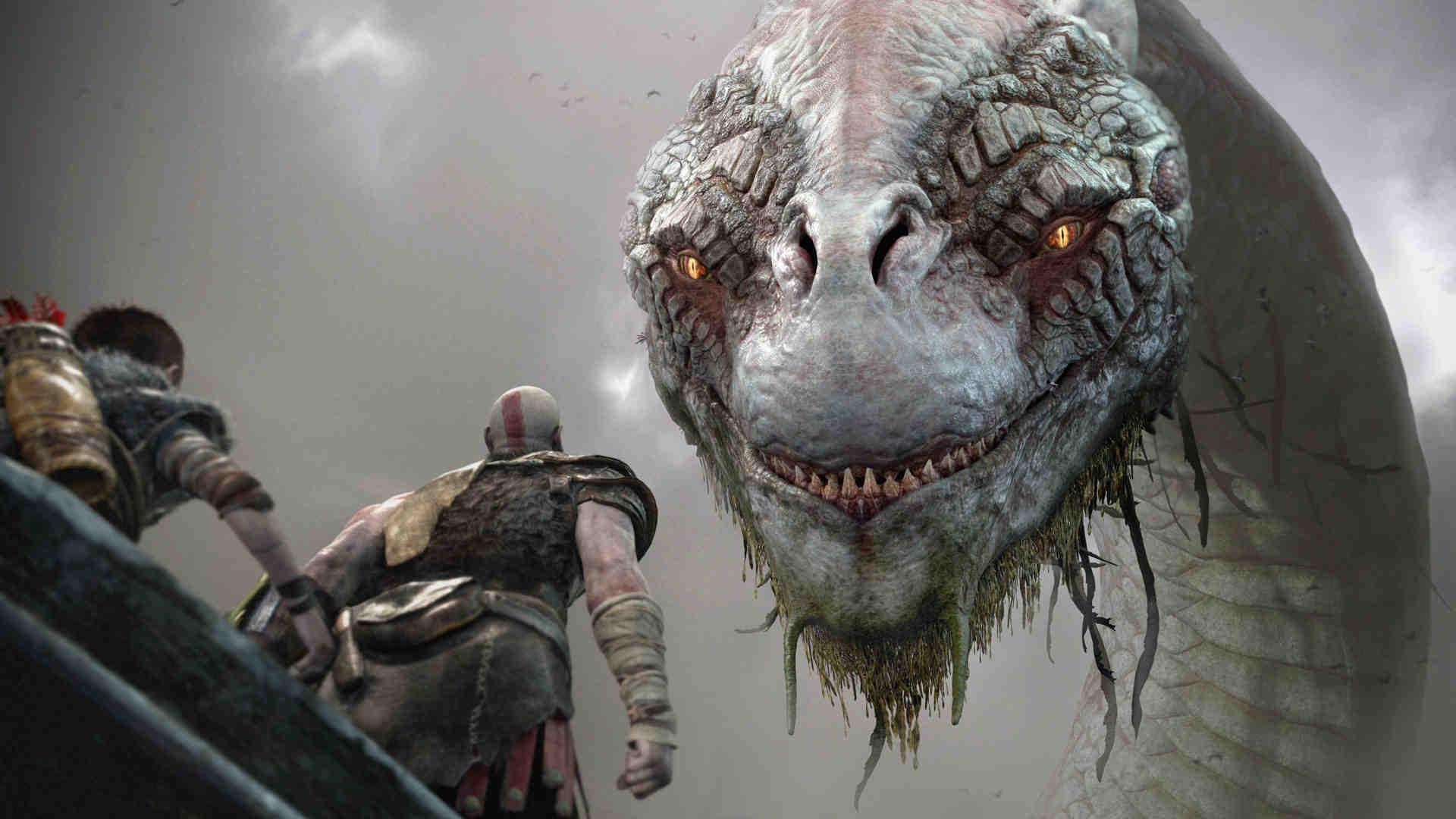 God Of War - Z bestią sam na sam