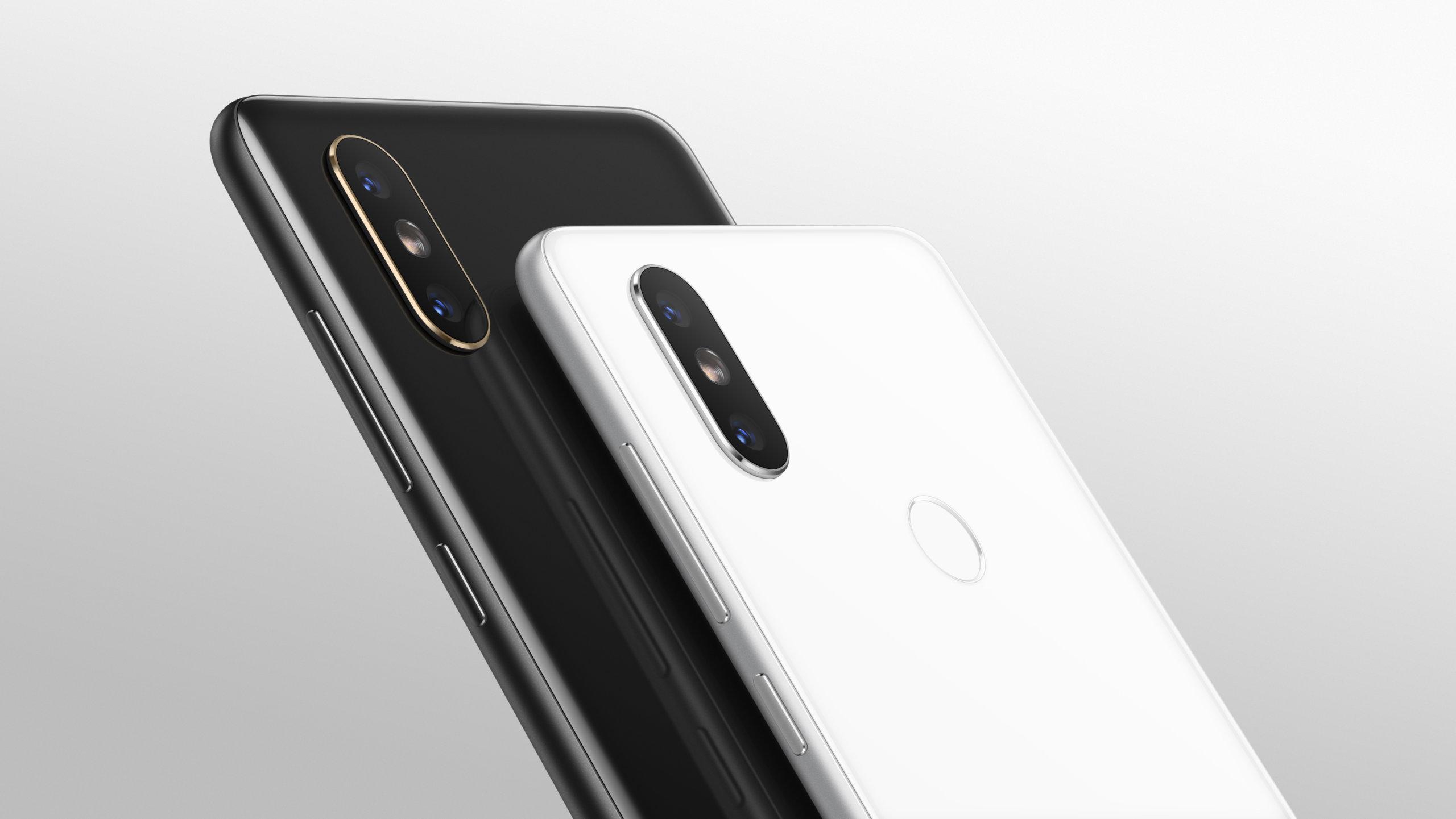 Xiaomi Mi Mix 2s aparat