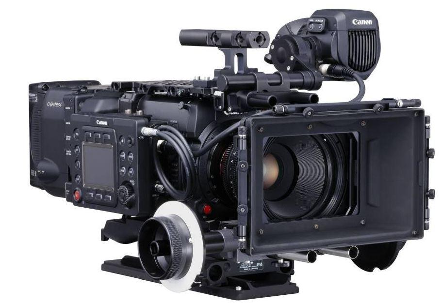 Kamera to posiada matrycę 5,9K.