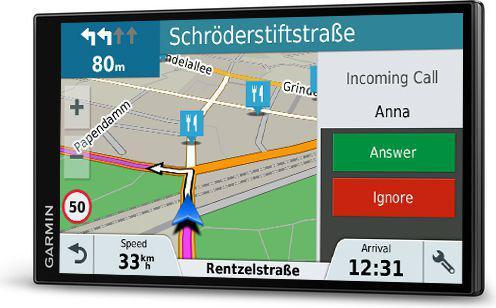 Garmin DriveSmart 61 LMT-S Europa (010-01681-17) wygląd