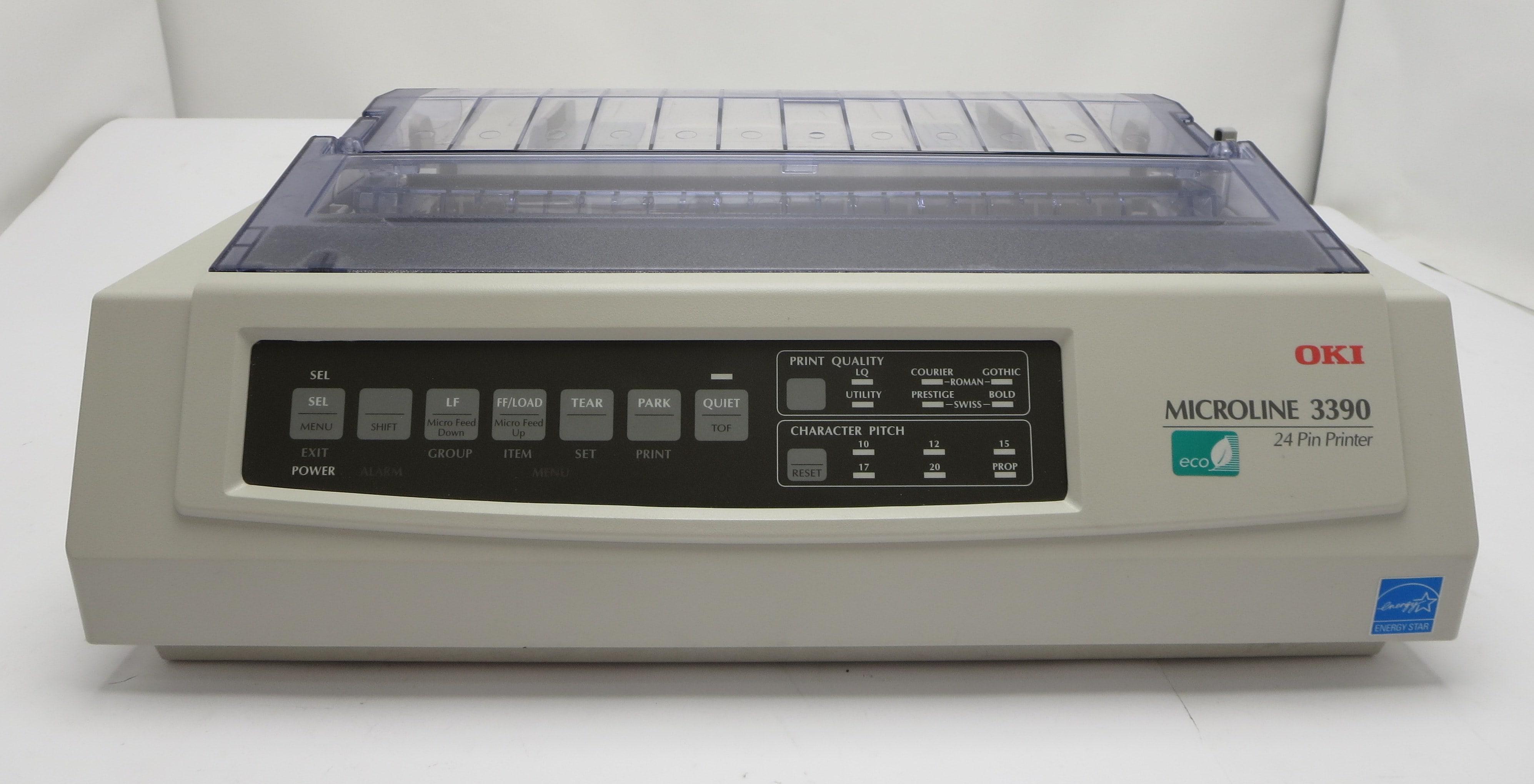 OKI ML 3390 Eco (01308401) wygląd