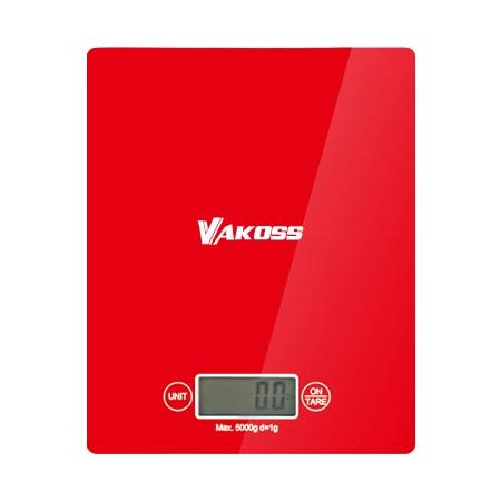 Vakoss WH-5368 w kolorze czerwonym