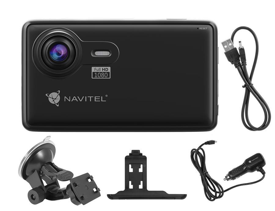 Pełen zestaw od firmy NAVITEL.