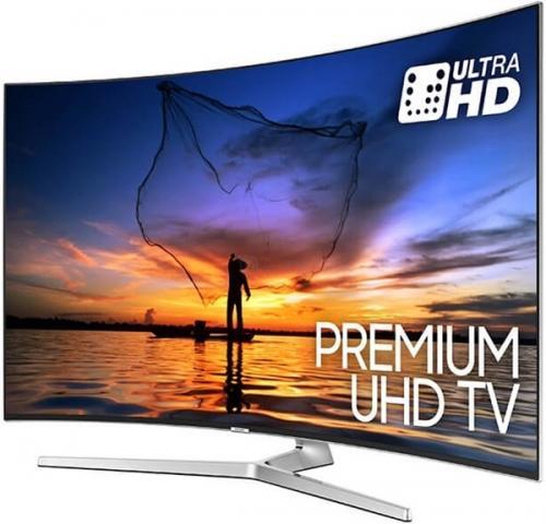 Samsung UE55MU9002 design