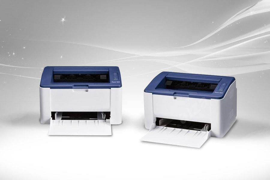 Xerox Phaser (3020V_BI) wygląd
