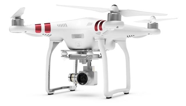 DJI Phantom to dron dla nowicjuszy i profesjonalistów.