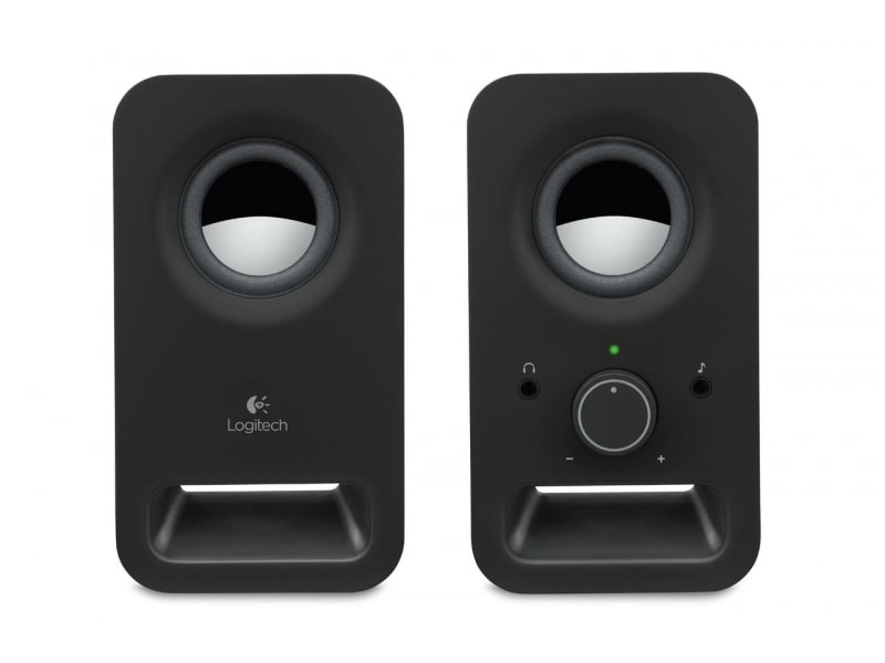 Logitech Z150 design
