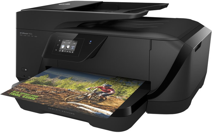 HP OfficeJet 7510 All-in-One wygląd