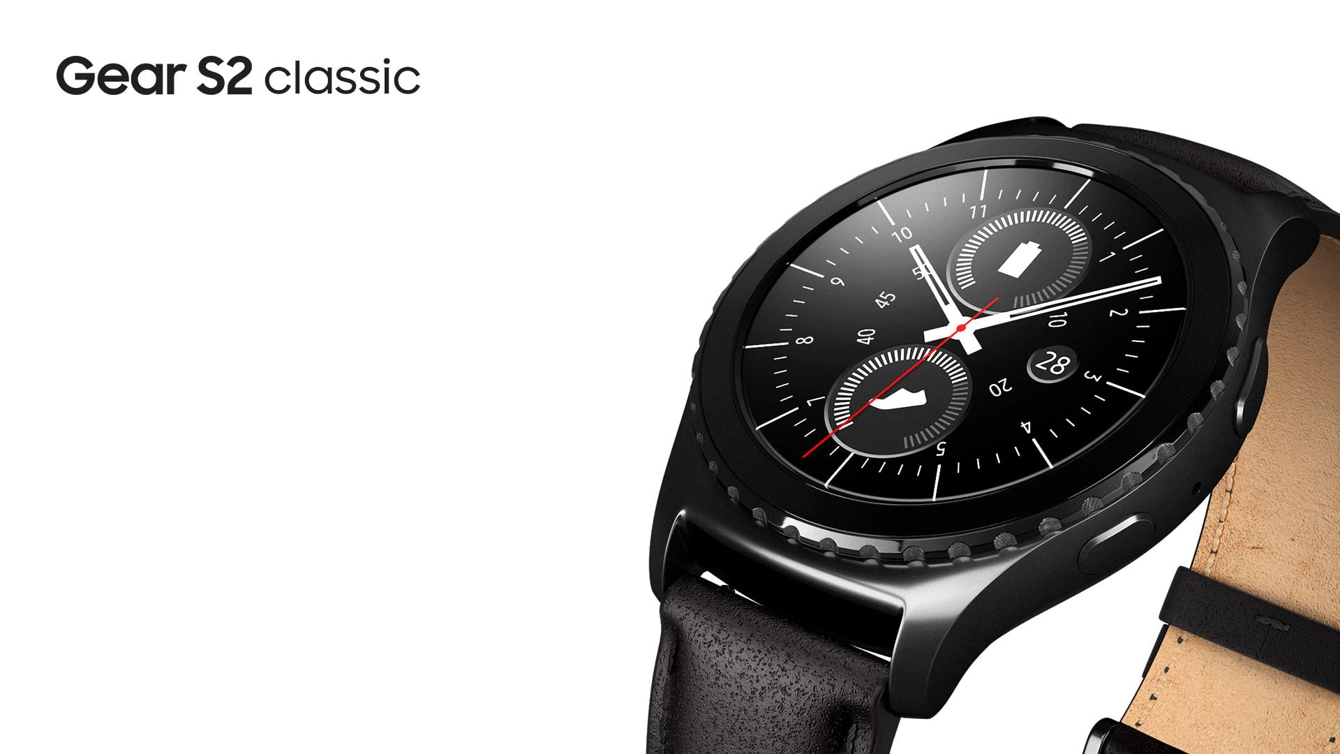 Samsung Gear S2 SM-R7320 Classic wygląd
