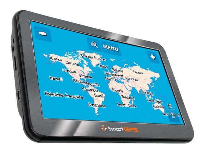 GPS posiada 256 MB pamięci operacyjnej.