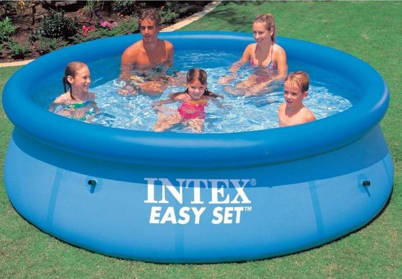 Intex Easy Set 305 x 76 cm 28120 design