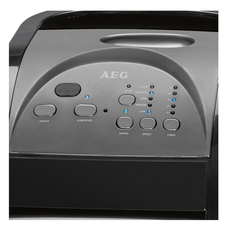 AEG LK 5689 panel sterowania