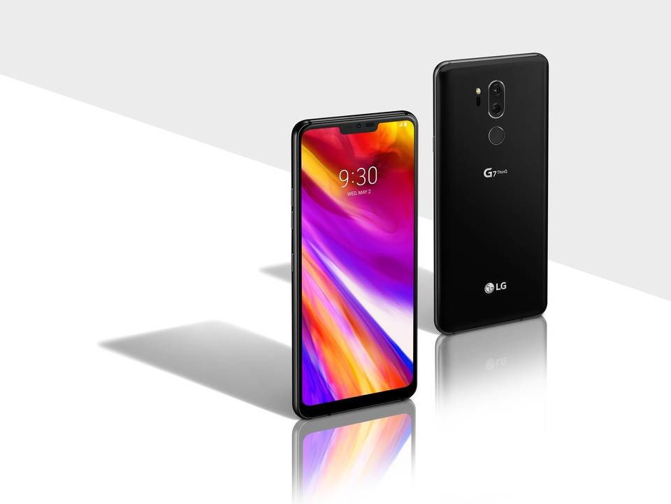LG Podbija Rynek Flagowców
