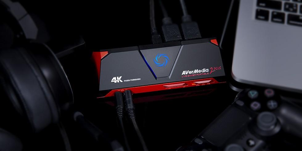 Urządzenie idealne dla streamerów.