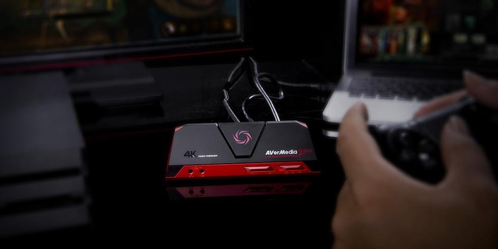 Sprzęt sprawdzi się gdy będziesz chciał nagrać rozgrywkę z gry.