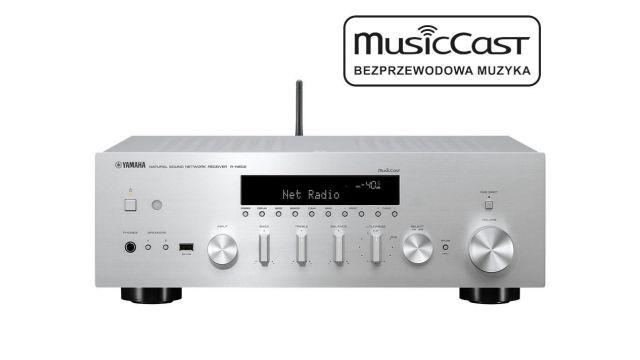 Amplituner stereo Yamaha MusicCast R-N602
