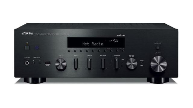 Funkcjonalny amplituner Yamaha MusicCast R-N602