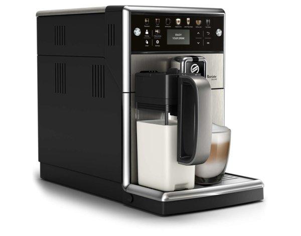 funkcjonalny ekspres do kawy z wyświetlaczem