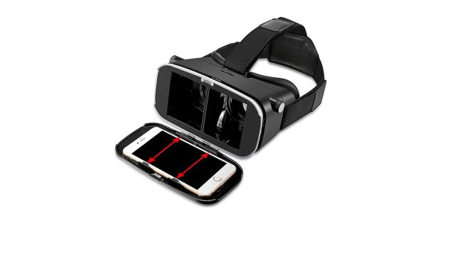 Gogle VR do urządzeń mobilnych Everest Gogle Vr (Vr-0023)