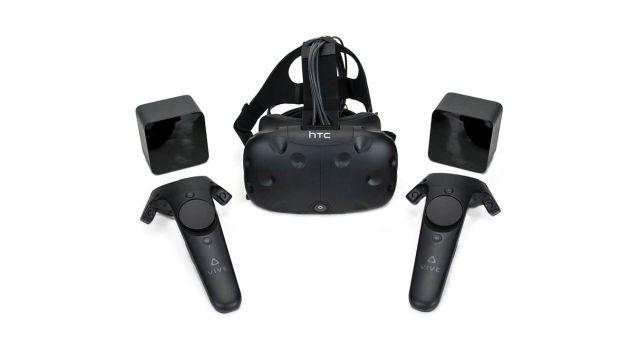 HTC Vive to wysokiej jakości system VR