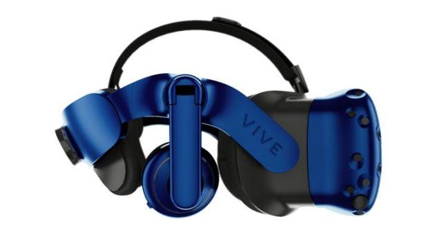 Okulary wirtualnej rzeczywistości HTC VIVE PRO