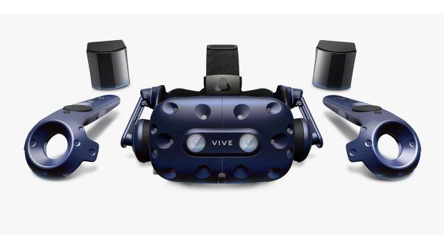 Wysokiej klasy nowoczesny zestaw VR HTC VIVE PRO
