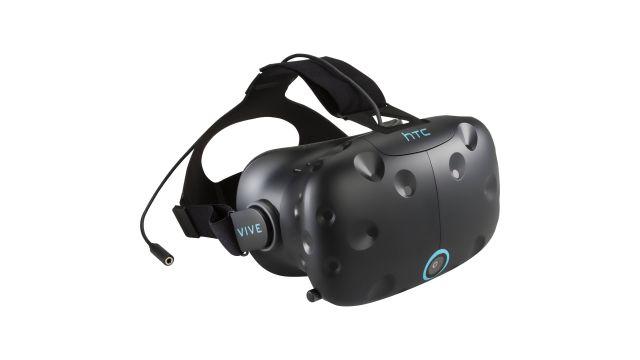 HTC Vive to wysokiej klasy gogle wirtualnej rzeczywistości VR