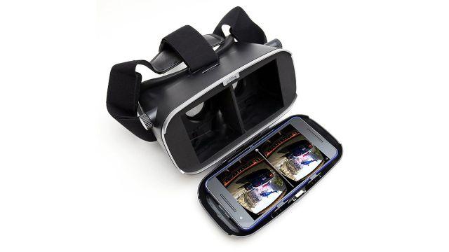 Tanie gogle VR Media-Tech MATRIX PRO MT5510