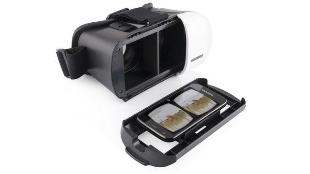 MODECOM Freehands MC-G3DP okulary VR w dobrej cenie