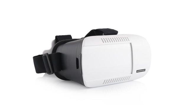 MODECOM Freehands MC-G3DP okulary wirtualnej rzeczywistości do smartfonów