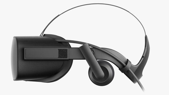Oculus Rift Cv1 Headset Black wysokiej klasy gogle do wirtualnej rzeczywistości