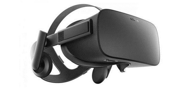 Oculus Rift Cv1 Headset Black gogle VR