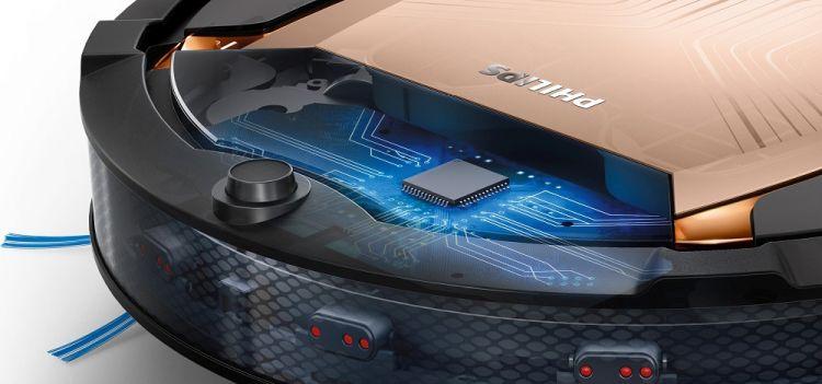 Philips FC8832 SmartPro Active szczotki