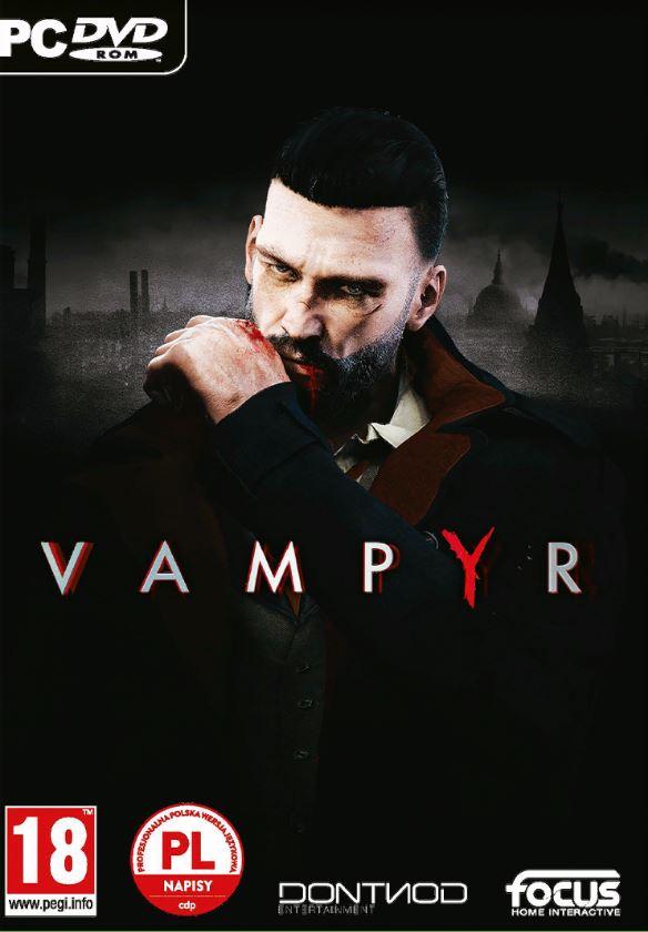 Vampyr to mroczna gra o przygodach wampira.