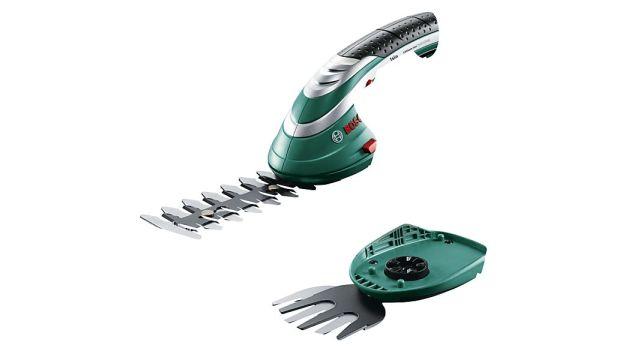 Bosch Isio 3 nożyce do żywopłotu i trawy zasilane akumulatorem