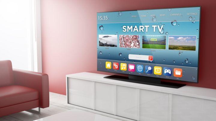smart tv w domu