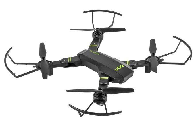 Z drona ucieszą się wszyscy wielbiciele podniebnej zabawy.