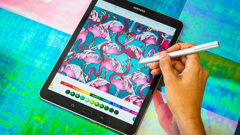 tworzenie grafiki na tablecie