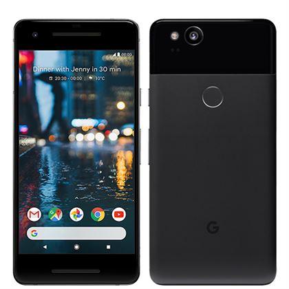 Google Pixel 2 64GB Czarny wygląd