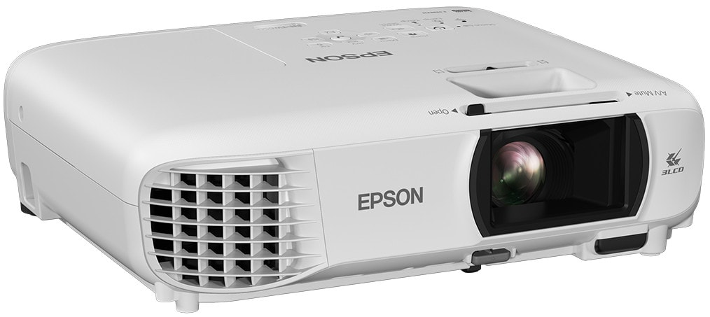 Epson EH-TW610 design