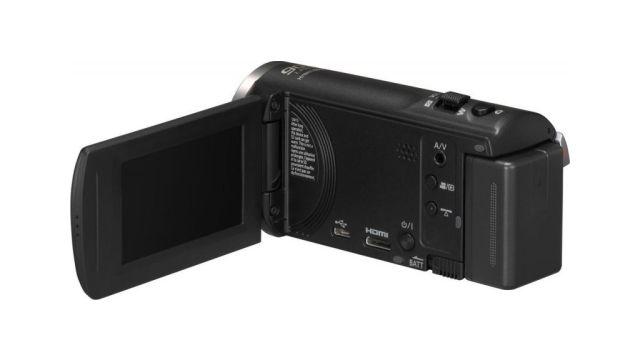 Panasonic HC-V180EP-K ma inteligentny zoom 90x
