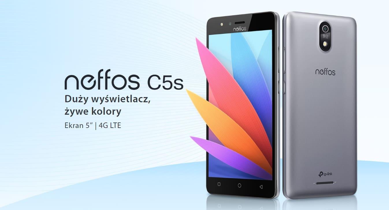 Nowy Budżetowy Smartfon Neffos