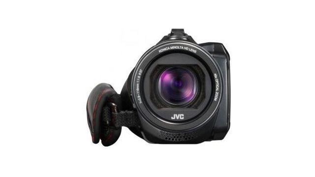 JVC GZ-R435 oferuje nagrywanie Full HD