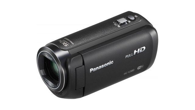 Kamera cyfrowa Panasonic HC-V380EP-K