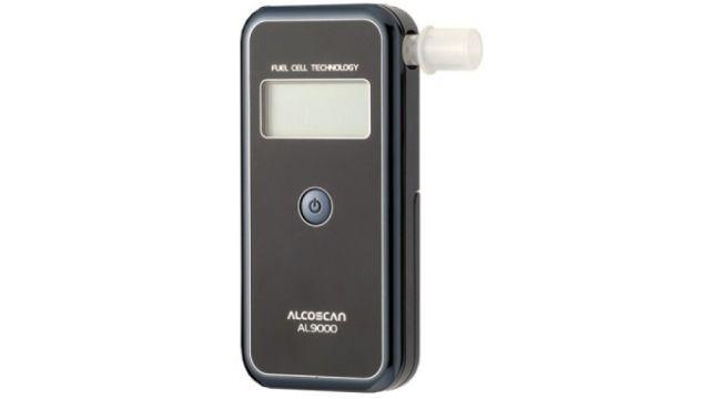 Promiler AL9000 jest równie precyzyjny, co alkomaty policyjne