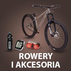 najlepsze rowery i akcesoria