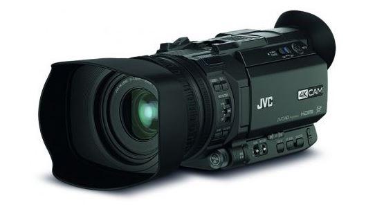 Kamera nagrywa w 4K i FHD.
